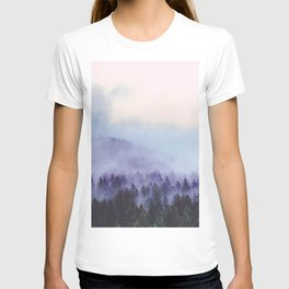 Purple Fog T-shirt
