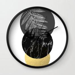 Elemental - eclipse Wall Clock