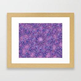 Inner Vortex Framed Art Print