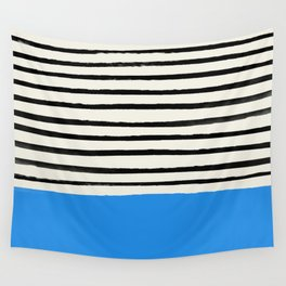 Ocean x Stripes Wall Tapestry