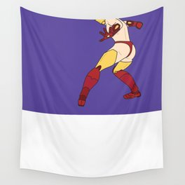 Strike A Pose Wall Tapestry