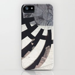 Indented iPhone Case