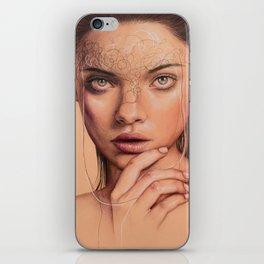 Untangle Me iPhone Skin