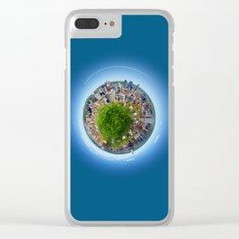 Planète MTL Clear iPhone Case