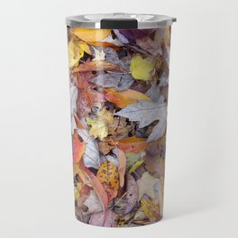 leaf litter menagerie Travel Mug
