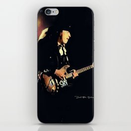 Stevie Ray Vaughan - Graphic 2 iPhone Skin