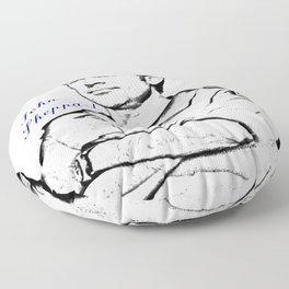 John Sheppard Floor Pillow