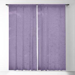 Violets are blue xxx Blackout Curtain