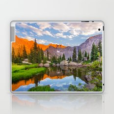 Mystic Island Lake Laptop & iPad Skin