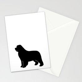 NEWFOUNDLAND DOG TERRENEUVE Stationery Cards