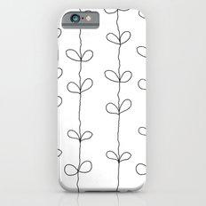 Branch Pattern iPhone 6s Slim Case