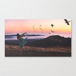 160/365 Canvas Print