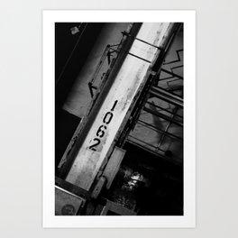 TenSixtyTwo Art Print