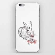 the beast of caerbannog iPhone & iPod Skin