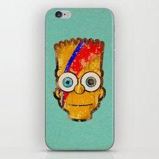 Ziggy Bartdust iPhone & iPod Skin