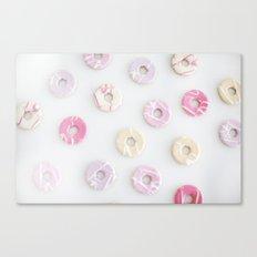 Mini Donuts Canvas Print