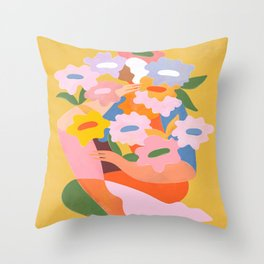 Self Love No.1 Throw Pillow