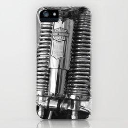 Harley Springer iPhone Case