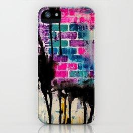 Wall Melt iPhone Case