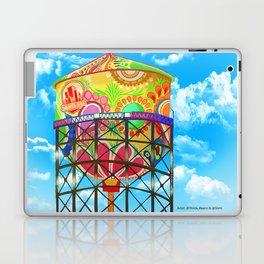 Santa Ana Water Tower Laptop & iPad Skin