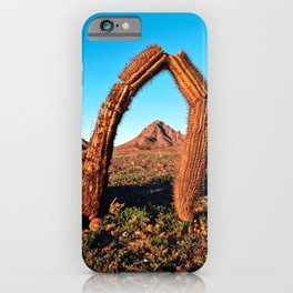 Arch of Death iPhone Case