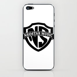 NeoStar Music Official iPhone Skin