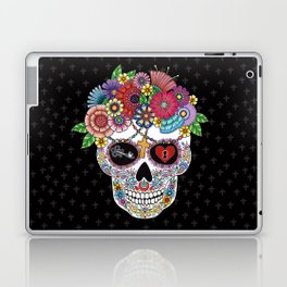 Lost Love BLACK Laptop & iPad Skin
