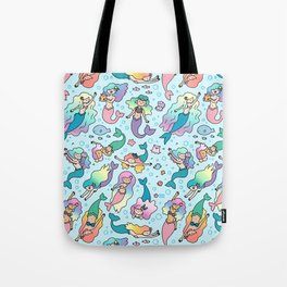 Magical Mermaids Tote Bag