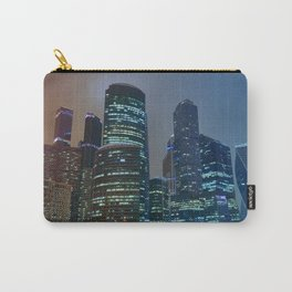 Moscow's Skyscrapers Carry-All Pouch