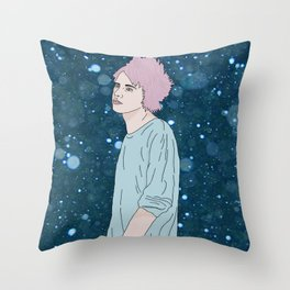 Michael's Stars Throw Pillow