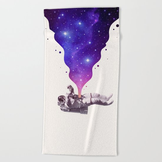 Space Within Beach Towel
