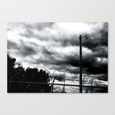 Detroit photo Canvas Print