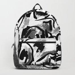 Simple skull day Backpack