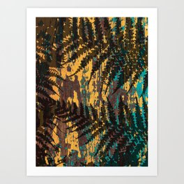 Horner Series 1 of 4 Art Print