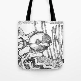 fish6 Tote Bag
