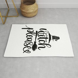 Witch Please - Halloween Rug