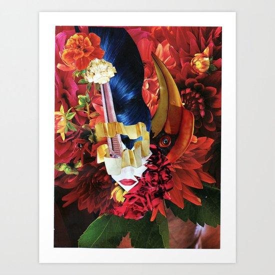 TROPICALE Art Print