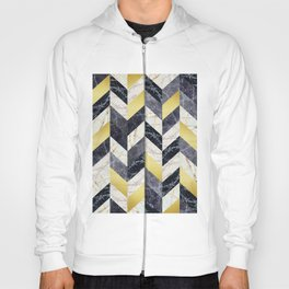 Fashion marble Hoody