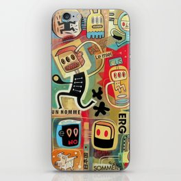 second life iPhone Skin