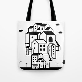 where is your home? Tote Bag