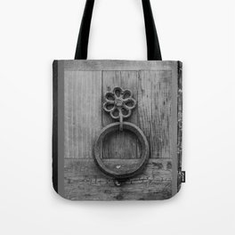door knockers Tote Bag
