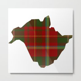 New Brunswick Metal Print