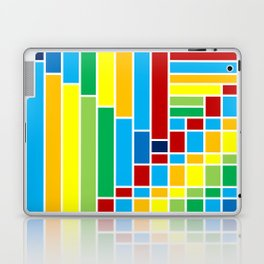 Fuzz Outline Laptop & iPad Skin