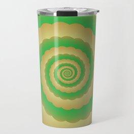 Indian Mandala Style Art Travel Mug