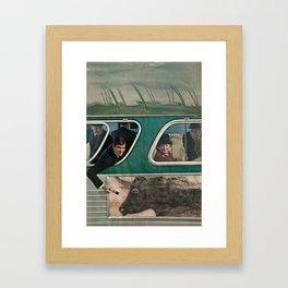Lascaux III Framed Art Print