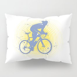 Cycle Pillow Sham