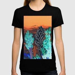 DESERT NIGHT Alpinia Purpurata T-shirt