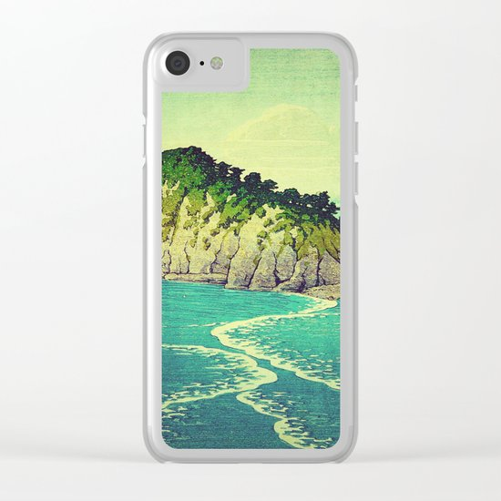 Heading towards Ohzu Clear iPhone Case