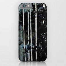 Birch Forrest At Night iPhone 6s Slim Case