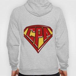 Accountant Superhero product, CPA print, Finance Tee Hoody